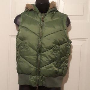Bongo Vintage Puffer Vest